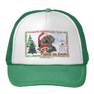 Sasha Sydney Silky Dog Mouse Holiday Gifts Cap