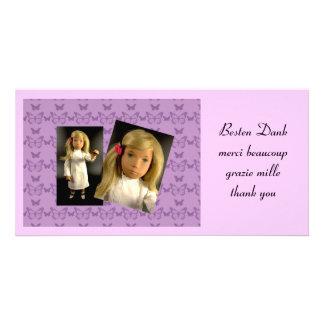 Sasha THANKS photomap Photo Cards