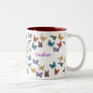 Sasha Two-Tone Mug