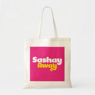 Sashay Away. Tote Bag