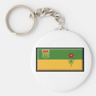Saskatchewan (Canada) Flag Keychains