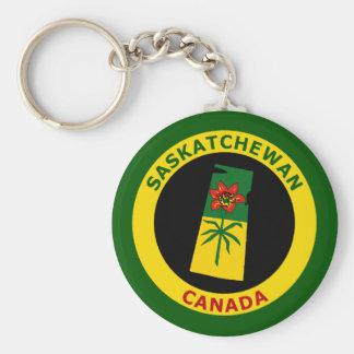 SASKATCHEWAN CANADA KEY RING