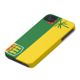 Saskatchewan Flag iPhone 4 Case