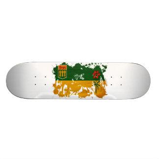Saskatchewan Flag Skateboard Decks