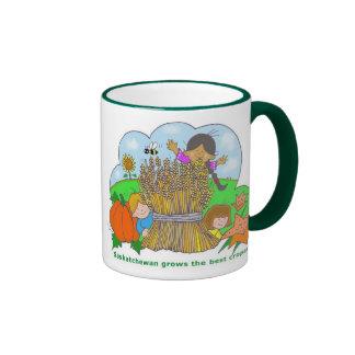 Saskatchewan Grows Mug