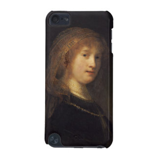 Saskia van Uylenburgh, c.1634-1640 (oil on panel) iPod Touch 5G Cases