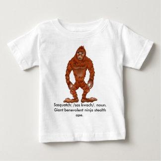 Sasquatch, bigfoot tshirts