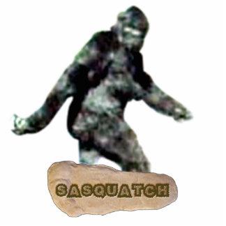 Sasquatch Cutout Magnet/Sculpture Photo Sculpture Magnet