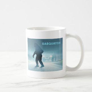 Sasquatch Encounter Coffee Mug