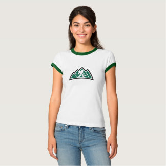 Sasquatch Hockey Women's Ringer T-Shirt