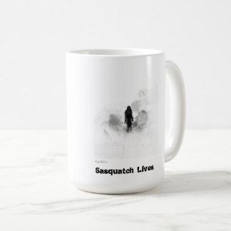 Sasquatch Lives Mug