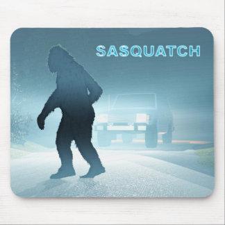 Sasquatch Mouse Pads