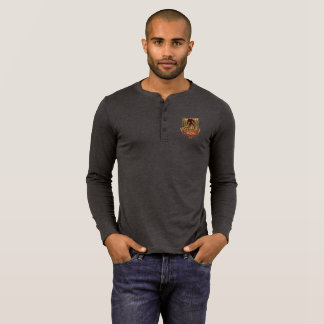 Sasquatch Outfitter Company Henley t T-Shirt