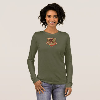 Sasquatch Outfitter Company Ladies Long Sleeve T Long Sleeve T-Shirt