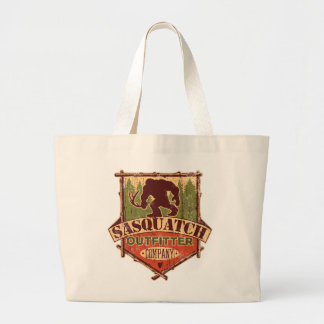 Sasquatch Outfitter Company Tote Bag