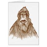 SASQUATCH PORTRAIT - Bigfoot Pro's Squatch Head