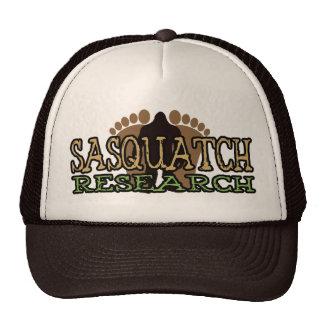 Sasquatch Research Cap