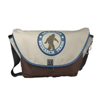 Sasquatch Research Team Field Bag Commuter Bags