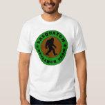 Sasquatch Research Team T Shirts