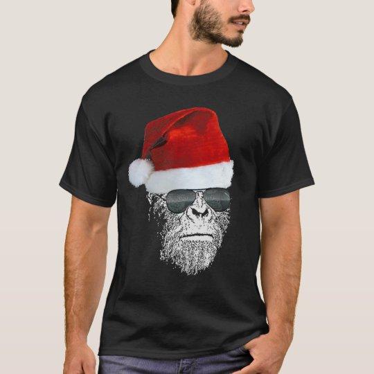 Sasquatch Secret Santa T-shirt