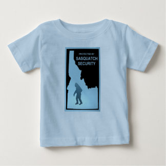 Sasquatch Security Baby T-Shirt