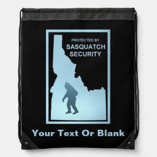 Sasquatch Security - Idaho Backpacks