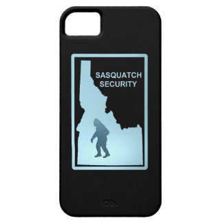 Sasquatch Security - Idaho Barely There iPhone 5 Case