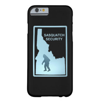Sasquatch Security - Idaho Barely There iPhone 6 Case