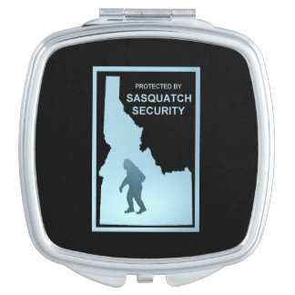Sasquatch Security - Idaho Makeup Mirrors