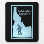 Sasquatch Security - Idaho Mousemat