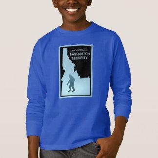 Sasquatch Security - Idaho T-Shirt