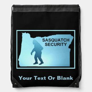 Sasquatch Security - Oregon Backpacks