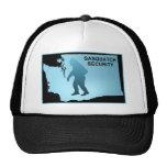 Sasquatch Security - Washington Mesh Hat