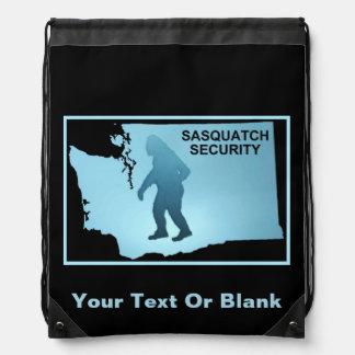 Sasquatch Security - Washington Rucksack