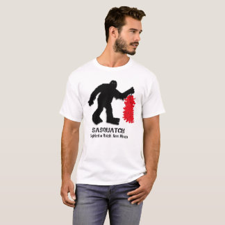 Sasquatch Sighted Hatch, New Mexico T-Shirt