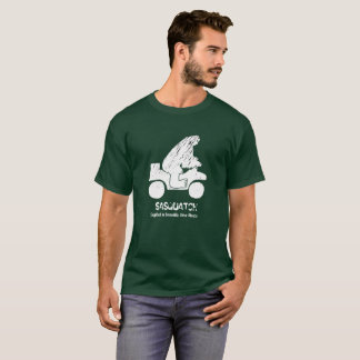 Sasquatch Sighted in Bernalillo, New Mexico T-Shirt