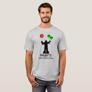 Sasquatch Sighted Roswell, New Mexico T-Shirt