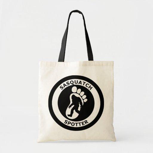 Sasquatch Spotter Bags