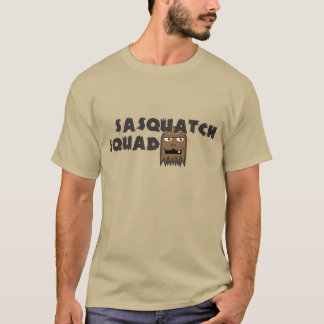 Sasquatch Squad (Channel Avatar version) T-Shirt