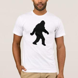 Sasquatch Squatchin' Silhouette T-Shirt