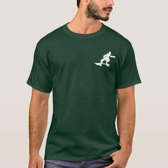 sasquatch surfing T-Shirt