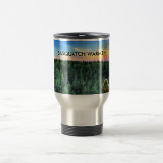 SASQUATCH WARMTH FLASK TRAVEL MUG