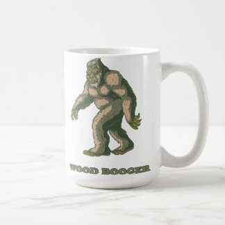Sasquatch: Wood Booger Coffee Mug