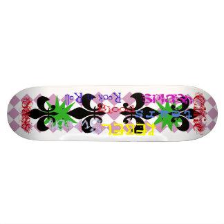 SassChic Skateboard