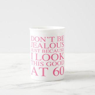 Sassy 60th Birthday For Women Bone China Mug