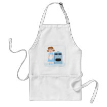 Sassy and Sweet Housewife Standard Apron