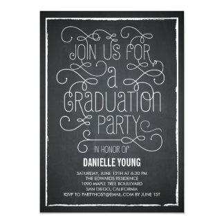 Sassy Board Graduation Invitation Custom Invite