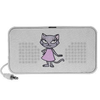 Sassy Cat iPod Speakers