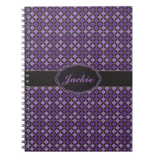 Sassy Custom Diamond Notebook 02