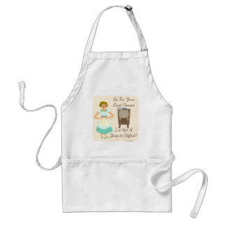 Sassy Fifties Gamer Housewife Aprons